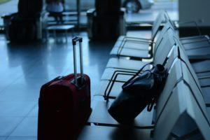 Pérdida maletas en vuelo